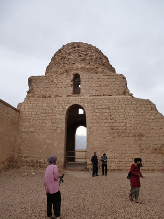 0809 The Sarvestan Palace - 08