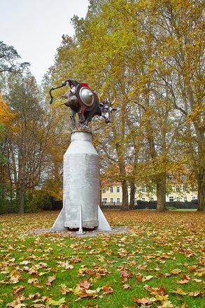 Kunst im Schlosspark Eichtersheim