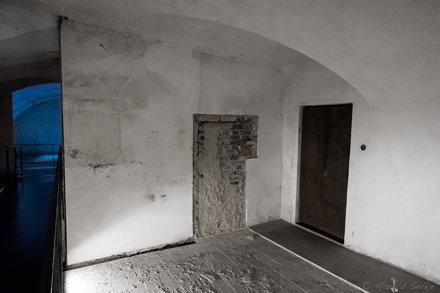 Castle Hartheim, Former Gas Chamber and Crematorium