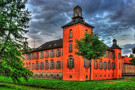 Düsseldorf - Schloss Kalkum 02