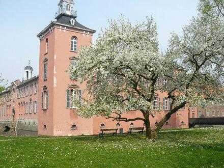 Schloss Kalkum, Duesseldorf