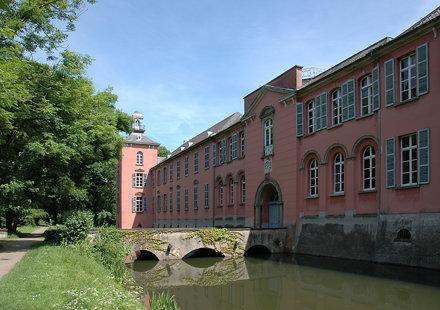 Schloss Kalkum in Düsseldorf-Kalkum