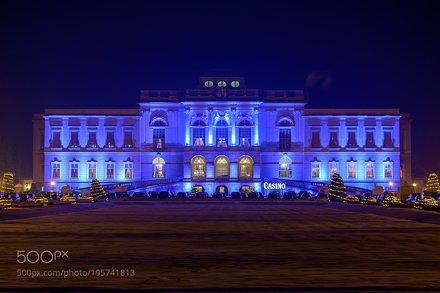 Schloss Klessheim Casino Salzburg