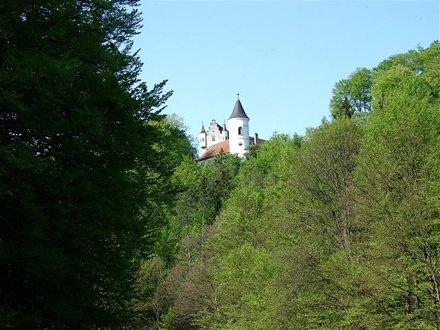 Schloss Neidstein (Nicolas Cage's Castle)