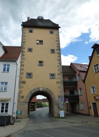 Rueblanden Stadttor