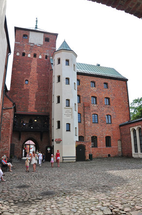Pomeranian Dukes' Castle in Darłów 5