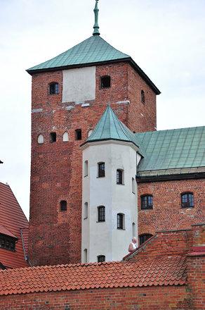 Pomeranian Dukes' Castle in Darłów 2