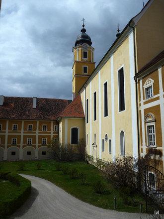 Im Museum in Schloss Stainz