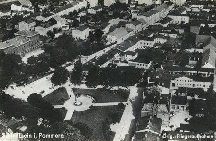 Świdwin Schivelbein Pommern Pomerania Pomorze