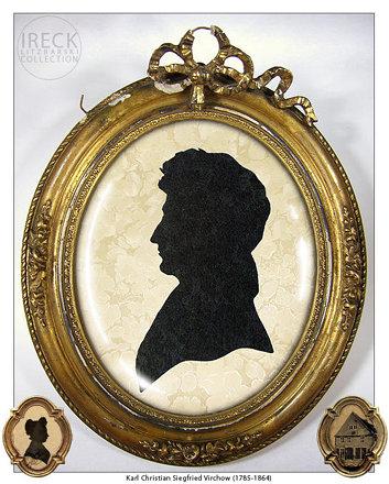 Karl Christian Siegfried Virchow 1785-1864 Schivelbein Pommern