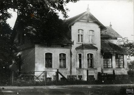 Świdwin ulica 22 Lipca obecnie Drawska 1985 Schivelbein