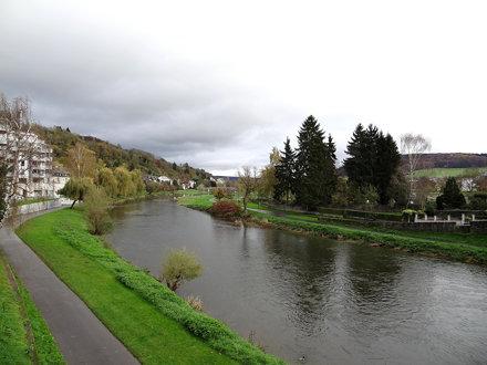 Diekirch/ Dikrech.