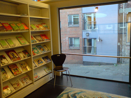 Scottish Poetry Library Childrens' section 1