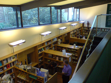 Scottish Poetry Library aerial 2