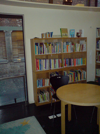 Scottish Poetry Library Children's section 2