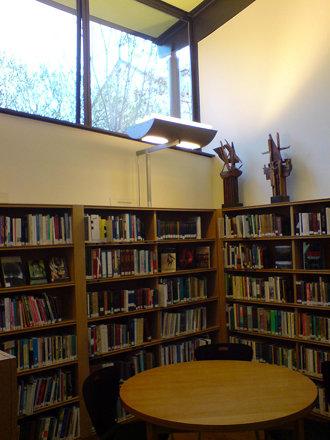 Scottish Poetry Library interior 2