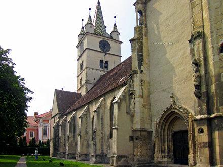 Sebeș / Mühlbach / Szászsebes, Transylvania, Romania