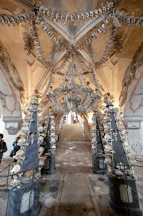 Ossario di Sedlec // Sedlec Ossuary