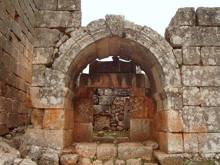 Jaradeh. Arches
