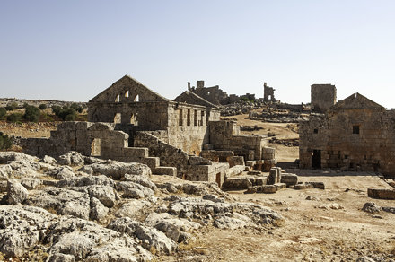 Remembering Syria: The Dead Town of Serjilla - II