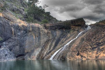 Serpentine Falls (Trickle?)