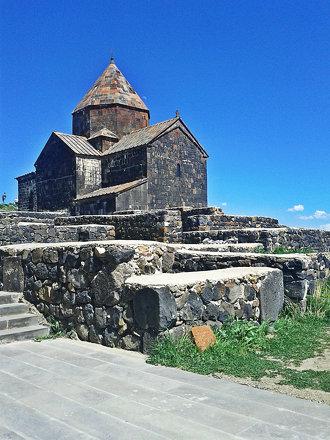 Monastery Of Sevan