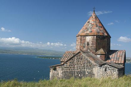 Armenia: Sevanavank