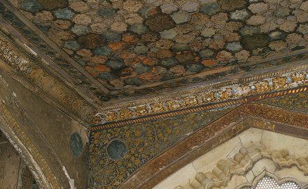 Detail, Shahi Qila (Lahore Fort)