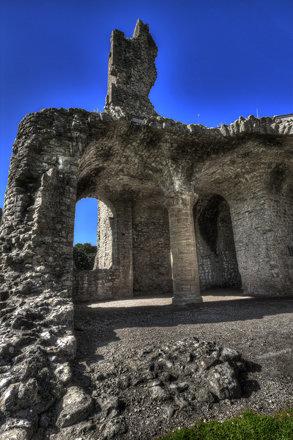 Sherborn Castle Dorset (old) Redux - 2