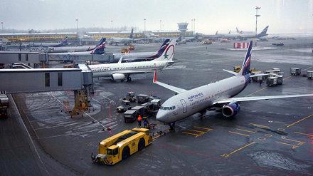 20161223_101451 Aéroport Moscou