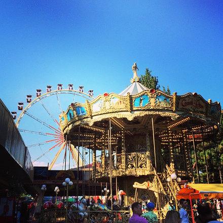Одеський лунапарк #Одеса #лунапарк #Odesa #Ukraine #Україна #ontour