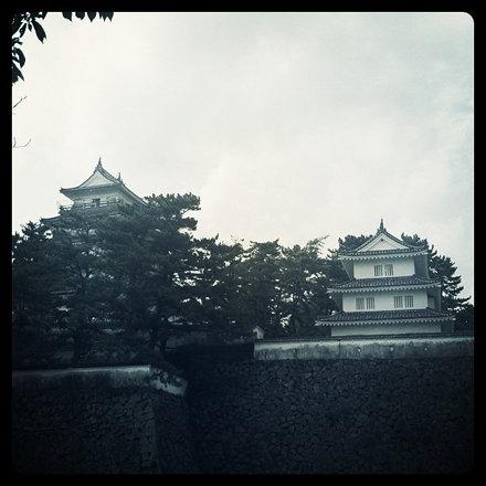 島原城 Shimabara Castle