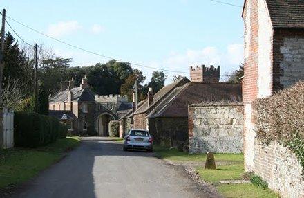 Castle Road, Shirburn, Oxfordshire