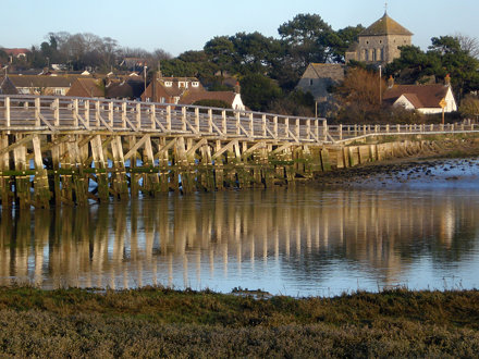 Old Shoreham Tollbridge