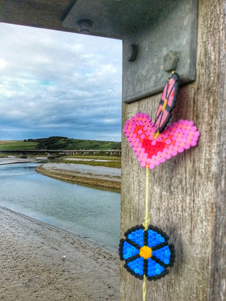 Shoreham Toll Bridge and the Shoreham Airshow tributes
