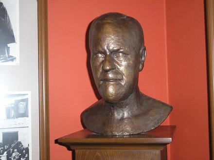 Sigmund Freud's Bust