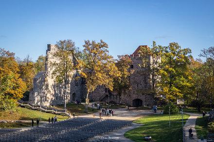 Old Sigulda castle