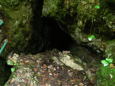 Small cave entrence - Silická l'adnica jaskyna - 230