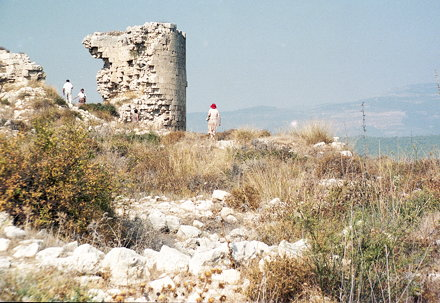 Crusader Castle, Silifke
