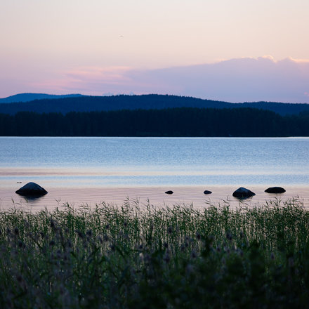 Siljansnäs, July 5, 2018.