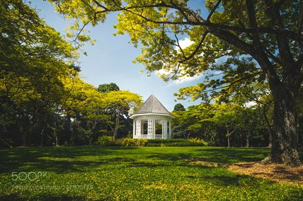 Gazebo on the Hill