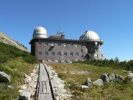 Skalnaté pleso observatory & meteorological station - Vysoke Tatry - 43