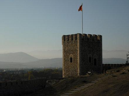 Skopkso Kale, Skopje fortress