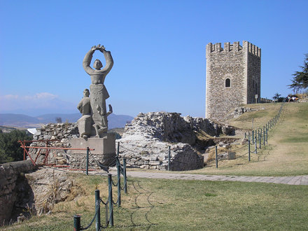 Fortress Kale, Skopje, Macedonia