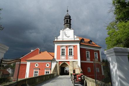 2014-09-25 Castle in Škvorec