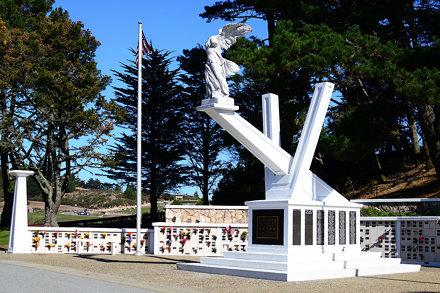 Veterans' Memorial, Skylawn (2)