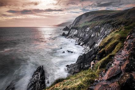 Slea Head - co. Kerry, Ireland - Seascape photography