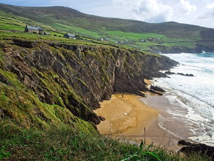 Slea Head Beach, Dingle Peninsula, Ireland