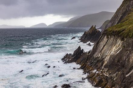 Coomenoole Cliffs