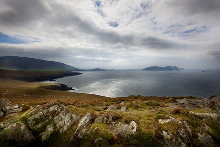 The Great Blasket Island, off Dún Chaoin, Co. Kerry